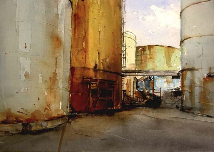 Torgier-Schjolberg-watercolor